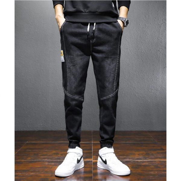 quần jogger jean nam big size h042