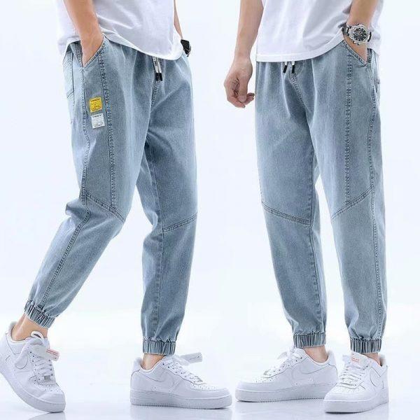 Quần jogger jean nam big size h042-2