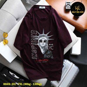 H045-ao-thun-nam-cotton-tay-ngan-co-tron-nhieu-mau-5