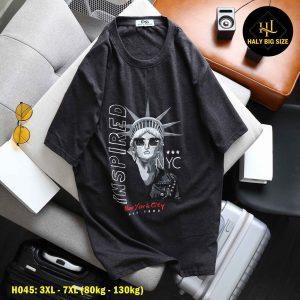 H045-ao-thun-nam-cotton-tay-ngan-co-tron-nhieu-mau-9