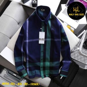 H050-ao-so-mi-nam-tay-dai-caro-bbr-big-size-1