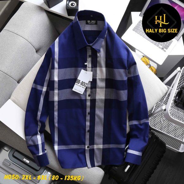 H050-ao-so-mi-nam-tay-dai-caro-bbr-big-size-4