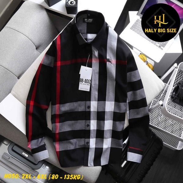 H050-ao-so-mi-nam-tay-dai-caro-bbr-big-size-6
