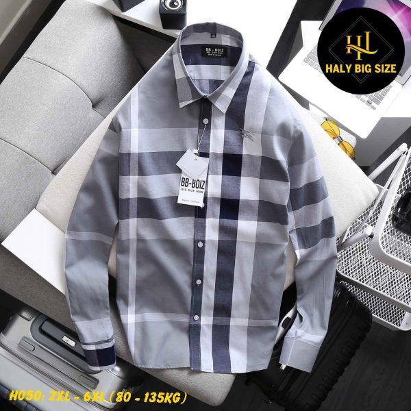 H050-ao-so-mi-nam-tay-dai-caro-bbr-big-size-7