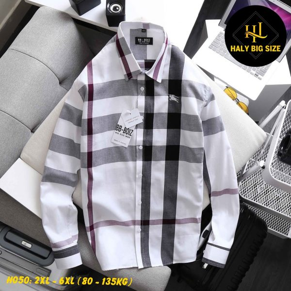 H050-ao-so-mi-nam-tay-dai-caro-bbr-big-size-9