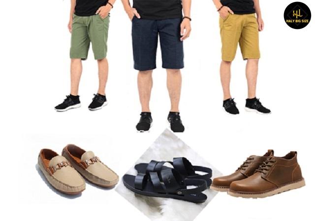 lựa chọn giày đúng mục đích