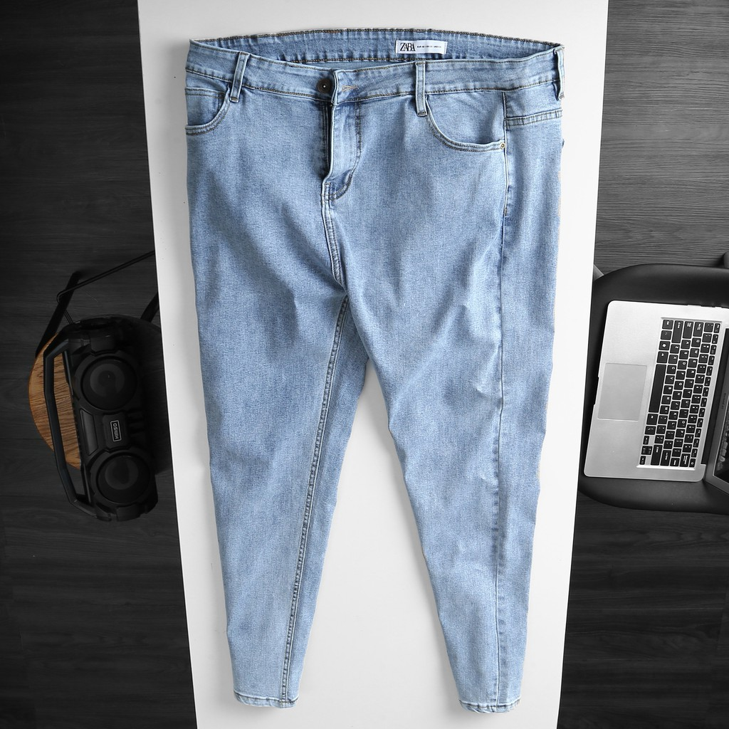 Quần Jean Nam Size Lớn
