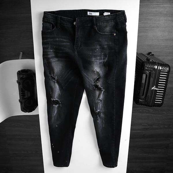 quần jean rách nam size lớn