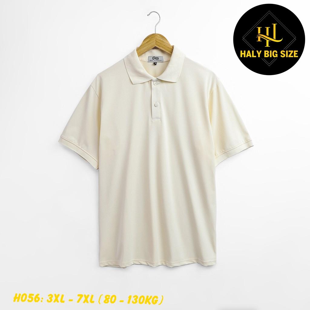 H056-ao-thun-polo-nam-big-size-tay ngan-co-co-don-sac 3