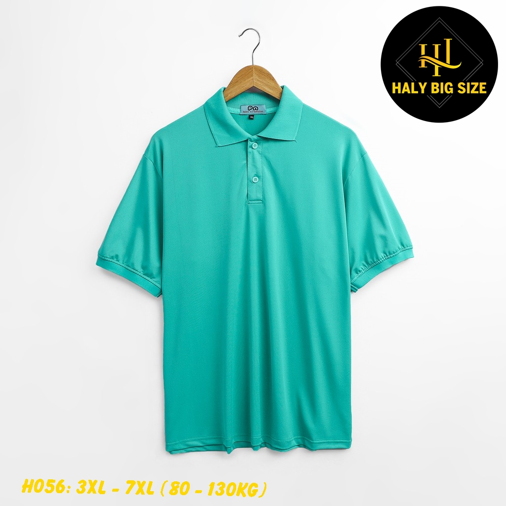 H056-ao-thun-polo-nam-big-size-tay ngan-co-co-don-sac 4