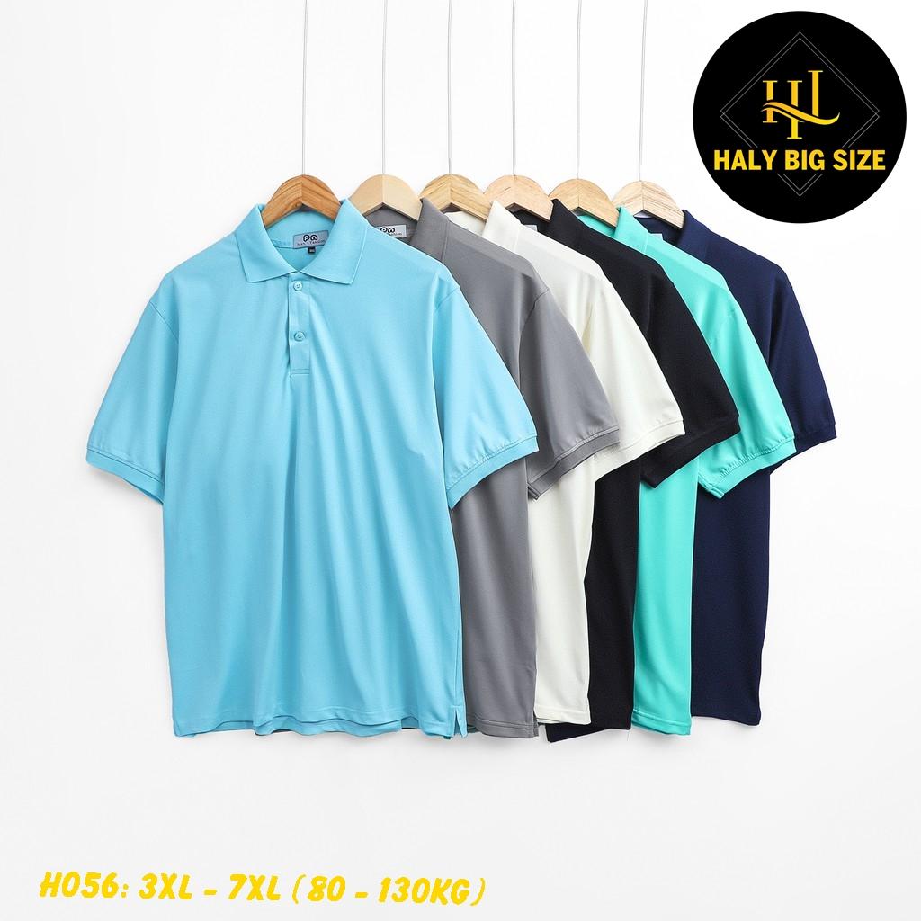 H056-ao-thun-polo-nam-big-size-tay ngan-co-co-don-sac 5