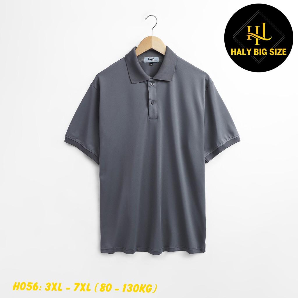 H056-ao-thun-polo-nam-big-size-tay ngan-co-co-don-sac 6