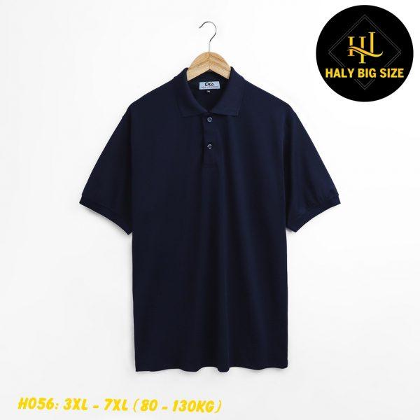 H056-ao-thun-polo-nam-big-size-tay ngan-co-co-don-sac 7