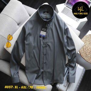 H057-ao-so-mi-nam-tay-dai-big-size-kate-cao-cap-2