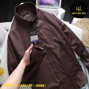 H057-ao-so-mi-nam-tay-dai-big-size-kate-cao-cap-9