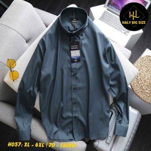 H057-ao-so-mi-nam-tay-dai-big-size-kate-cao-cap-10