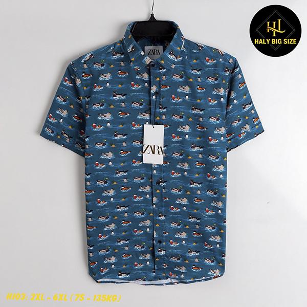 H103-ao-so-mi-hoa-tiet-tay-ngan-big-size-1