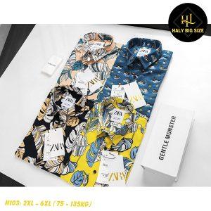 H103-ao-so-mi-hoa-tiet-tay-ngan-big-size-2